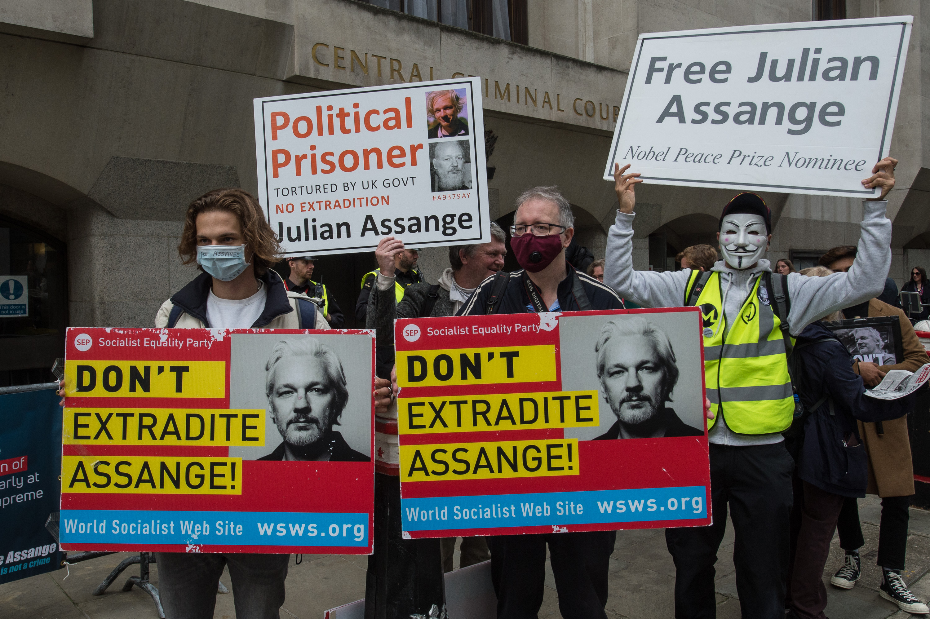Assange Court Report September 7: Afternoon