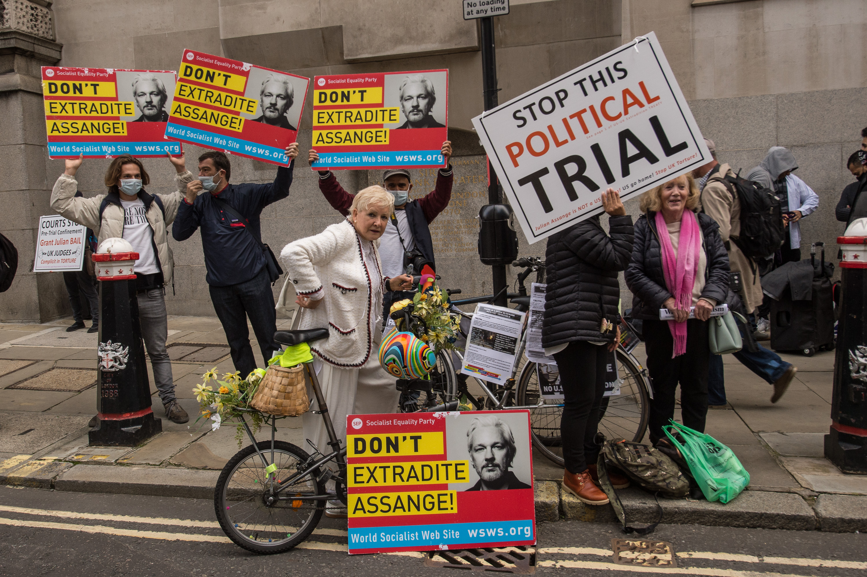 Assange Court Report September 9: Afternoon