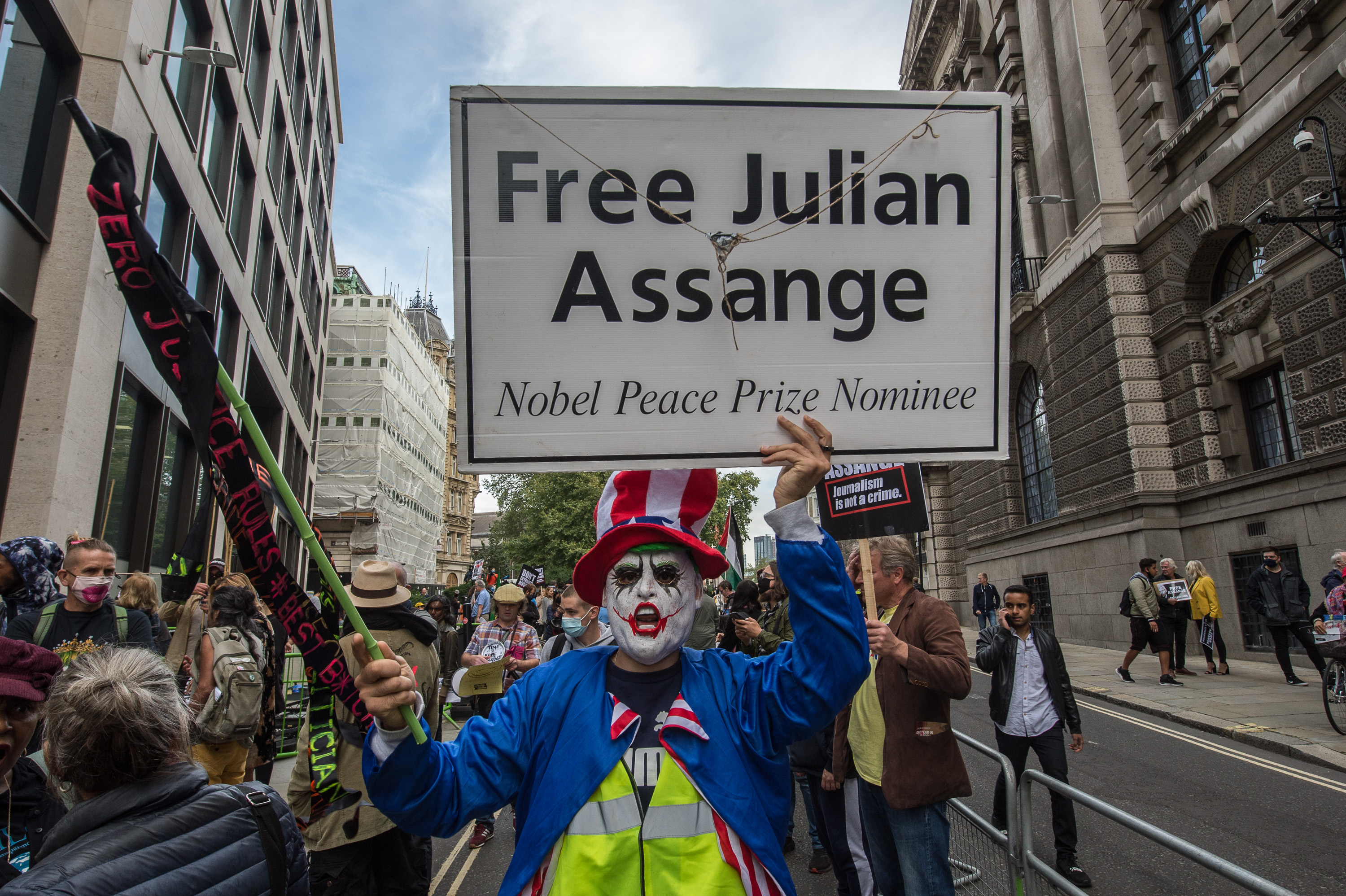 Assange Court Report September 10: Morning
