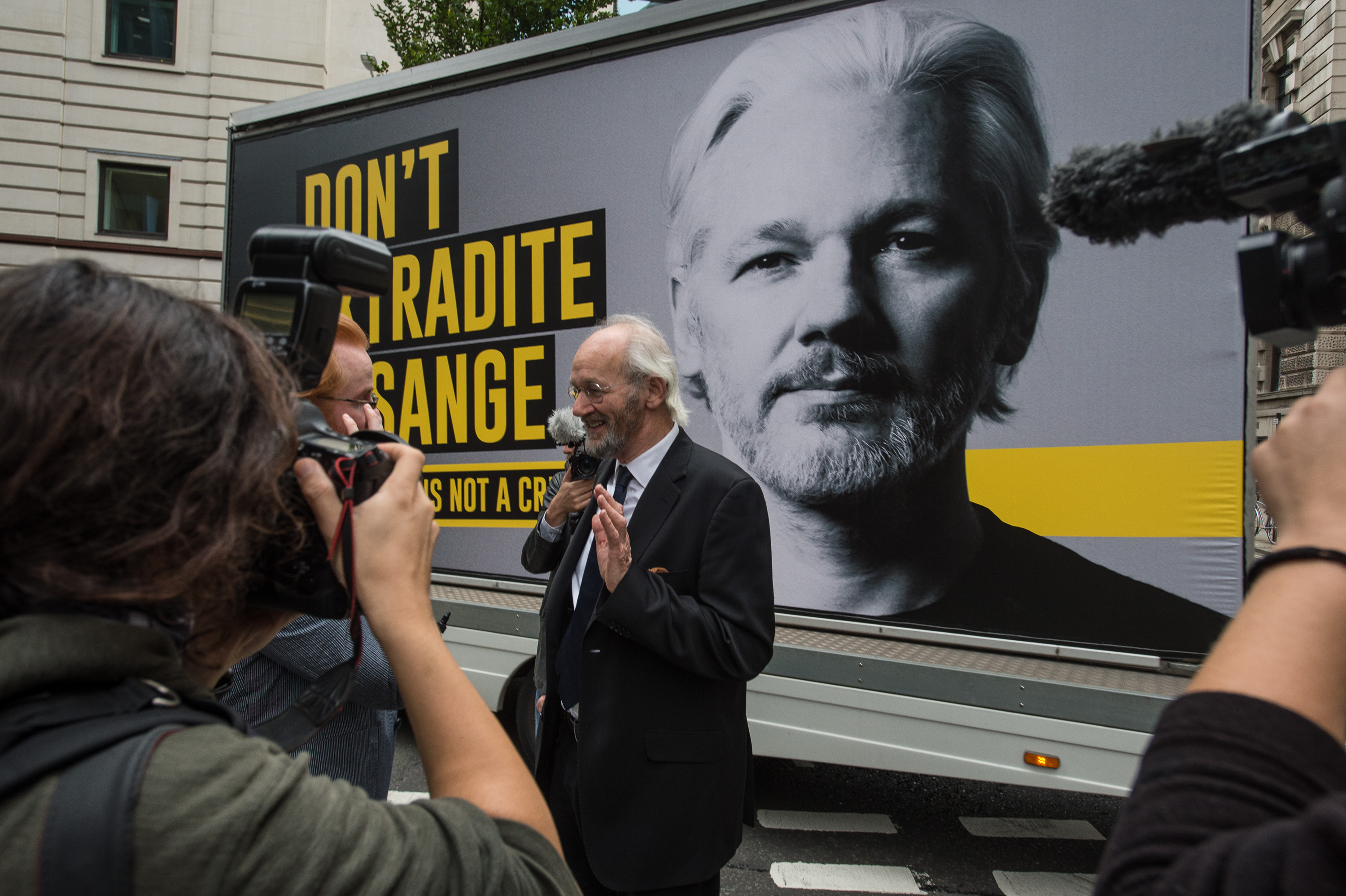 Assange Court Report September 16: Afternoon