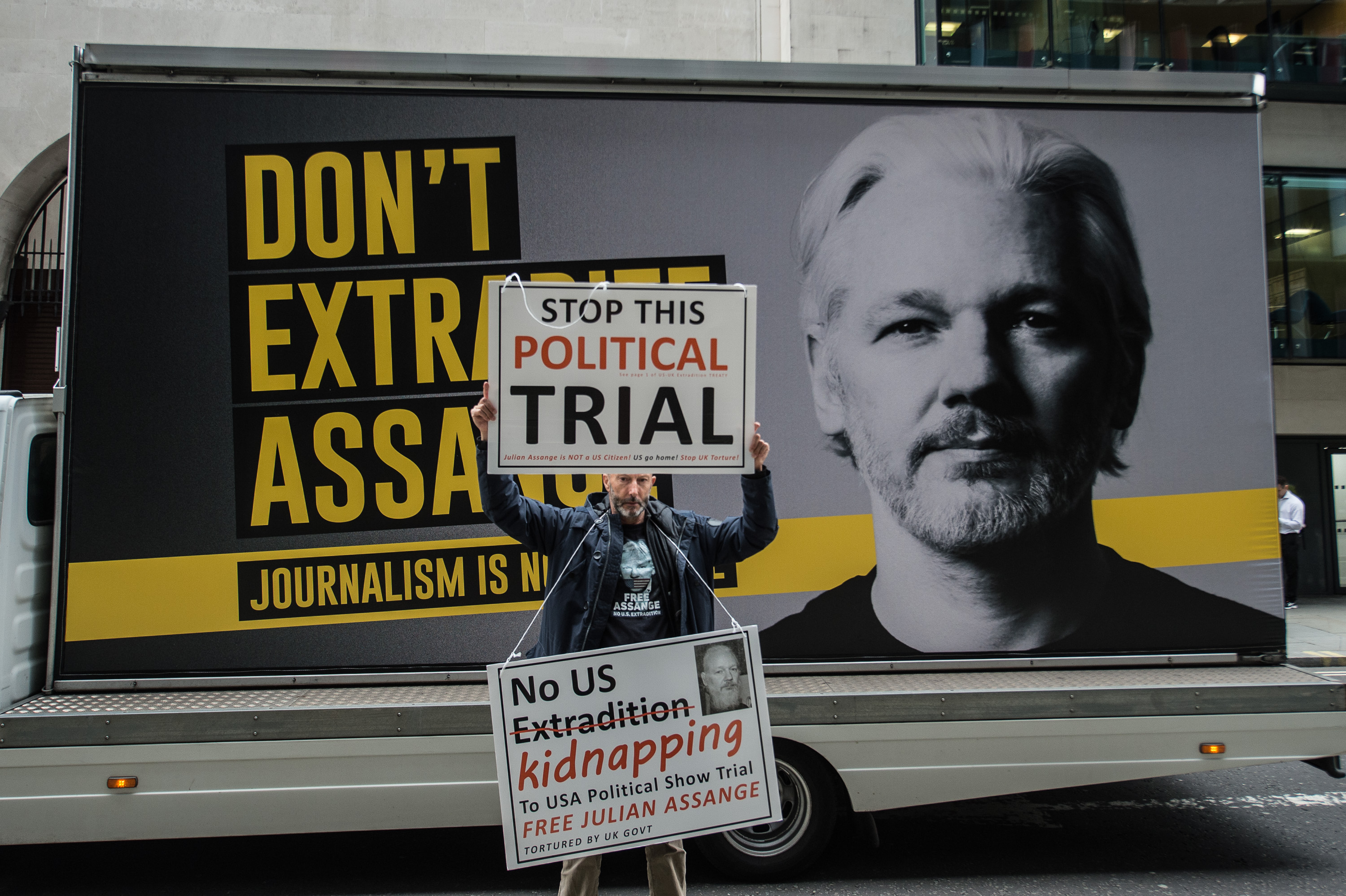 Assange Court Report September 14: Morning