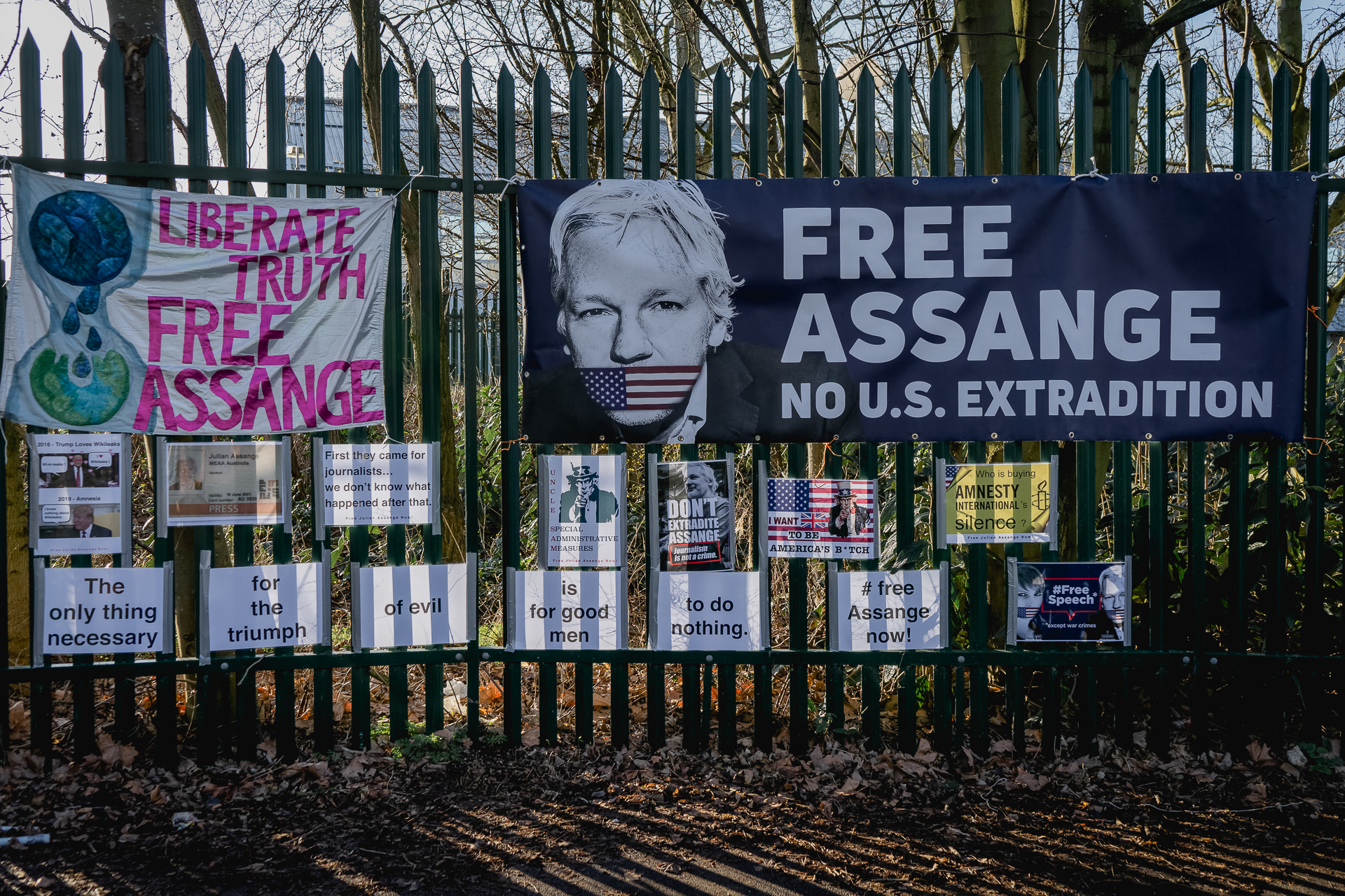 Assange Court Report Day 3: Afternoon